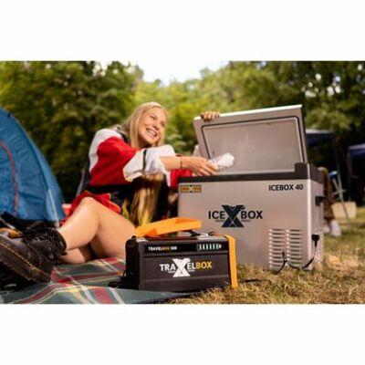 ICEBOX 40 - DC-kompresszoros hűtőbox