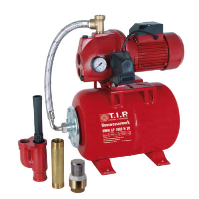 HWW AP 1000 N 20 mélyfelszívó házi vízmű
